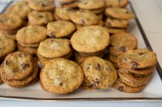 a bit of sunshine: the yummiest gluten free/vegan chocolate chip cookies!!