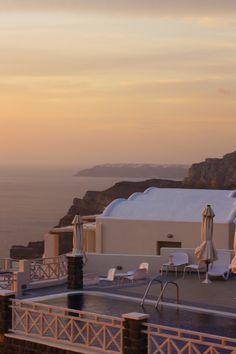 The Petit Palace Suites in Santorini