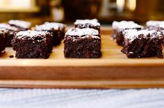 Dark Chocolate Brownies | The Pioneer Woman