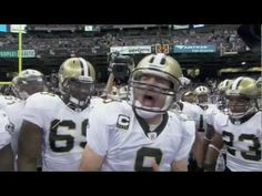 Goodell has certainly tried to sell out the New Orleans Saints. We won't go down without a fight.