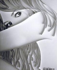 *Paper Sculpture by Yulia Brodskaya (Quilling)