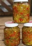 My Mama Fayes Old Fashioned Chow Chow Relish Recipes, Canning Recipes, Sauce Recipes, Canning Labels, Canning 101, Pressure Canning, Jelly Recipes, Drink Recipes, Chow Chow Relish
