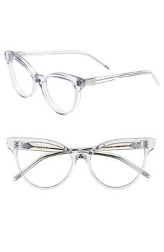 Clear frames