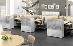 Global Total Office - Zira Furniture - super stylish and functional!