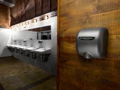 Have you ever tried a no heat hand dryer? Not only are these hand dryers more eco-friendly, but they're also easier to install with existing connections. See the difference for yourself...