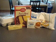 Challenge 31 (and 32)- Nieman Marcus brownies and Crayola art (It's a Pinterest Win Day) Part 1   I have some very supportive friends who ha...