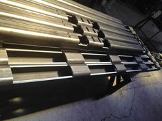 www.cmmlaser.it  The laser cutting technology for machining steel pipes allows CMM to carry out operations used  in the world of pipes for industrial equipment for the sectors of filtration, purification and also the oil sector.