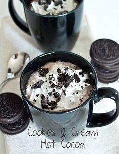 Cookies & Cream Hot Cocoa