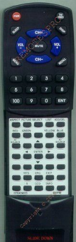 SCEPTRE Replacement Remote Control for X37SVKOMODO by Redi-Remote. $44.00. This is a custom built replacement remote made by Redi Remote for the SCEPTRE remote control number X37SVKOMODO. *This is NOT an original  remote control. It is a custom replacement remote made by Redi-Remote*  This remote control is specifically designed to be compatible with the following models of SCEPTRE units:   X37SVKOMODO  *If you have any concerns with the remote after purchase, pleas...
