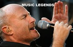 Phil Collins - Love Songs & Ballads (Video Collection) (16 Videos) MUSIC...
