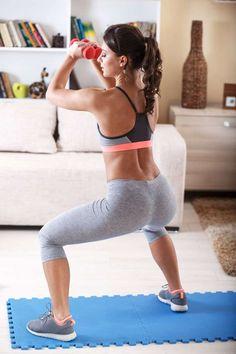 5 ejercicios sin gimnasio para adelgazar sin salir de casa