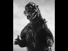 Godzilla 1954 Roars (by Gojira2012). So glad they worked in whales song as part of the roar.