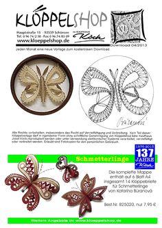 Google+ Bobbin Lacemaking, Lace Art, Bobbin Lace Patterns, Crochet Butterfly, Lace Jewelry, Needle Lace, Lace Making, Tatting, Weaving