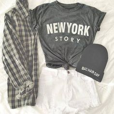 Girly Edgy style beanies aren't really my thing but this outfit is really cute