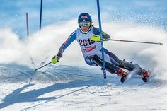 How to Ski Better - Tips from Mikaela Shiffrin Slalom Skiing, Alpine Skiing, Snow Skiing, Ski Magazine, Mikaela Shiffrin, Ski Racing, Ski Boots, Winter Olympics, Fast And Furious