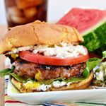 This might be one of the BEST BURGERS Ive ever had and can you believe its a juicy TURKEY BURGER full of sweet and salty flavor when you combine an orange and fig glaze when grilling and a creamy feta spread on a toasted bun TAP tidymom FOR CLICKABLE RECIPE LINK IN PROFILE httptidymomnetorangefigglazedturkeyburgerscreamedfetatidymom burgers onthegrill grilling turkeyburger meatlover howisummer turketarian burgerlover summerfood feedfeed thefeedfeed fgrams huffposttaste TODAYfood buzzfeast…
