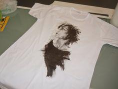 T-shirt Gianna Nannini
