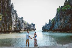 photo by Studio Fotogold www.facebook.com/fotogoldcreations Palawan Wedding photographer El Nido engagement Elnido prenup