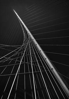 Calatrava's citer music II by Jef Van den Houte https://www.pinterest.com/AnkAdesign/abstract-piece-of-tecture/