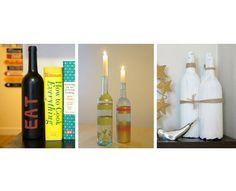 DIY: Wine Bottle Crafts - Book Review | Wayfair