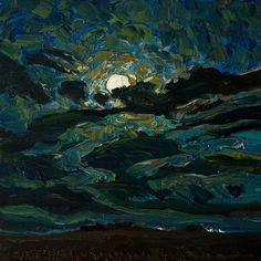 Sleep Sky, by Steve Coffey