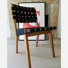Jens Risom Knoll Side Chair now featured on Fab.