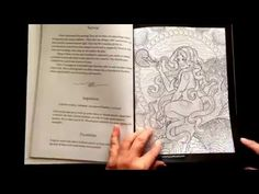 Spirit Women An Enchanting Coloring Book by Christina McCallister - Click here to purchase this book:  http://amzn.to/1qf1urp