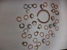 Podoabe de ieri, de azi, de mâine: IERI. Bijuterii medievale, recontituite prin utilizarea materialelor şi tehnicilor specifice perioadei - atelier 1 Jewelry, Atelier, Jewlery, Jewerly, Schmuck, Jewels, Jewelery, Fine Jewelry, Jewel