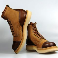 MANSWAY BOOTS - 萬事威產品這款皮子的厚度和光澤度真是拿捏得很好! www.mansway.com