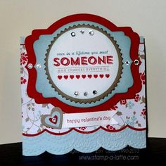 Deco Labels Framelits - specialsomeonevalentine