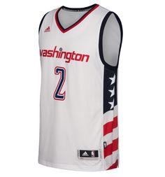 e48b1f9e8 Wizards unveil  Stars and Stripes  alternate uniforms