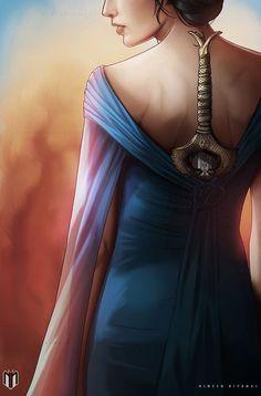 Wonder Woman Film Art piece