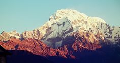 Solo hiking in Nepal's Annapurna Sanctuary