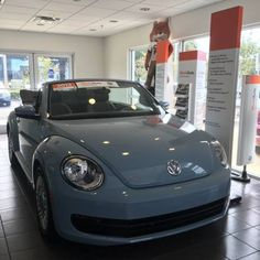 The weather is perfect for a test drive in this beautiful #Volkswagen. Stop in and see us! #OSteenVW