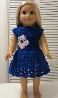 Crochet Dress for AG