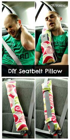 100 Brilliant Projects to Upcycle Leftover Fabric Scraps - Rab Sewing Patterns For Kids, Sewing Projects For Beginners, Sewing For Kids, Free Sewing, Sewing Tutorials, Sewing Hacks, Sewing Tips, Seat Belt Pillow, Hand Embroidery Patterns Free