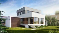 Domy styl Nowoczesny - zdjęcie od RBA pracownia projektowa - Domy - Styl Nowoczesny - RBA pracownia projektowa
