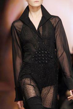 Donna Karan Fall 2014 - Details