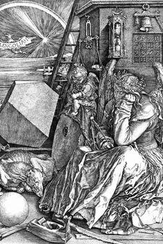 """""""La Melancolia di Dürer - L'antico enigma finalmente svelato?"""" by Giacomo Maria Prati - Albrecht Dürer, Melancolia"""