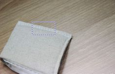 DIY step-by-step Tutorial in Pictures. Diy Step By Step, Diy Tutorial, Triangle, Coins, Coin Purse, Pouch, Purses, Sewing, Couture