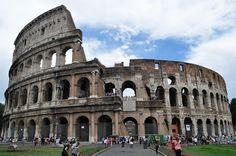 #rzym #roma #lazio #wlochy #italy #koloseum #colosseo #colosseum