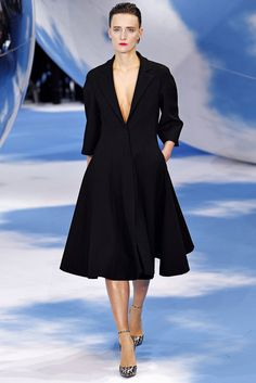 Christian Dior Fall 2013 Ready-to-Wear Fashion Show - Anne Catherine Lacroix (Elite)