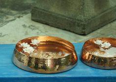 Handcrafted by Tambat artisans. Vintage inspiration. Modern, contemporary design. Floater. Urli. Multi purpose. Table ware. Serveware. Organizer.