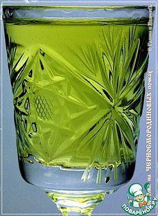 Настойка на черносмородиновых почках - кулинарный рецепт