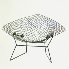 Herry Bertoia, No. 422 Diamond Chair