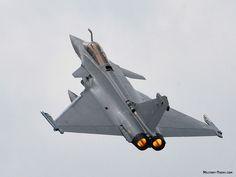 Dassault Rafale Afterburner Climb