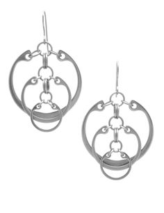 Descending Circles Earrings   Six Cozy but Chic Outfits: Winter to Spring Edition — Wraptillion