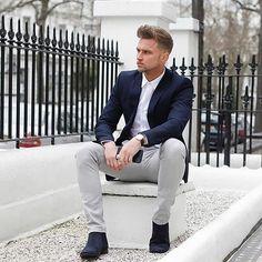 Casual Menswear style