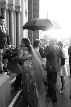 Wedding Photography | Black and White | Lovers