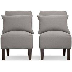 angelohome apartment ah jules linen chair set multiple colors walmartcom altra furniture owen student writing desk multiple